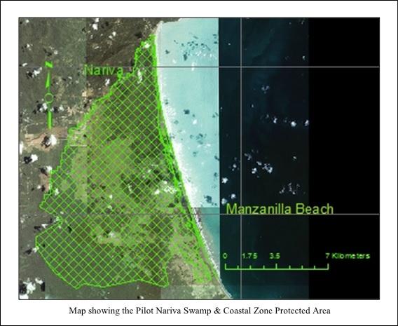 nariva swamp and coastal zone
